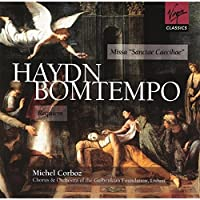 """HAYDN:MISSA """"SANCTAE CAECILIAE""""/BOMTEMPO:REQUIEM"""