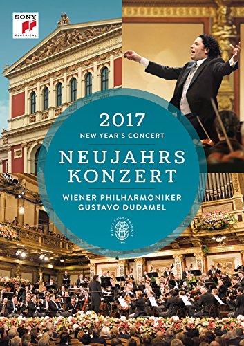 Neujahrskonzert / New Year's Concert 2017 [DVD] [Import]