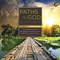 2016 Monthly Mini Wall Calendar - Paths to God - by TF Publishing [並行輸入品]