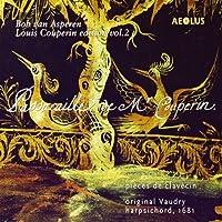 Louis Couperin Pieces De Clavecin by L. COUPERIN (2008-12-09)