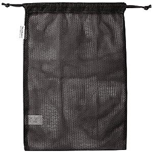 [ソロ・ツーリスト] Solo-Tourist メッシュ巾着S MK-S BK (ブラック)