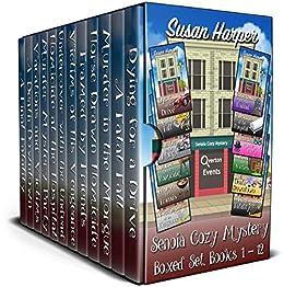 Senoia Cozy Mystery Boxed Set: Books 1 - 12 by [Harper, Susan]