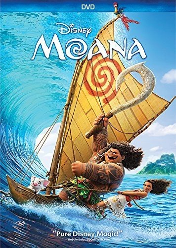 Moana / [DVD] [Import]