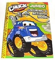 Tonka Chuck & Friends合計Bendonカラーリング&アクティビティブック96ページ