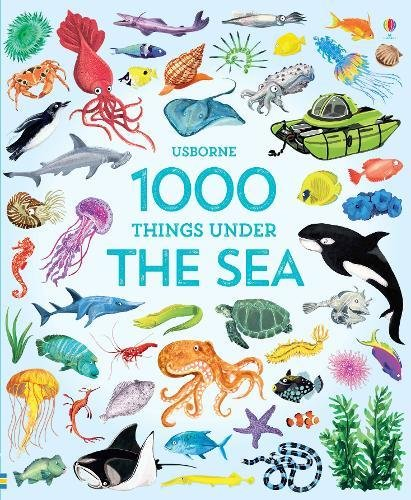 1000 Things Under the Sea (100...