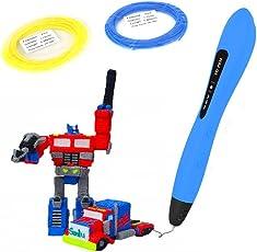 3Dペン 3Dプリントペン 3dドリームアーツペン 3段スピード調整 低温 立体絵画 子供学生 成人 知育 おもちゃ DIY 10mフィラメント付属 安全機能搭載