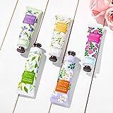 JJSFJH Plant Essence Hand Cream 30g, Moisturizing Smooth Hand Mask, Portable, Moisturizing And White Random