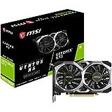MSI GeForce GTX 1650 SUPER VENTUS XS OC グラフィックスボード VD7129