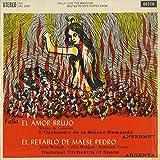 ファリャ:恋は魔術師,ペドロ親方の人形芝居