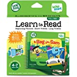 LeapFrog 80-489900 Leapstart Book- Learn to Read - Volume 1 (6 Books included)