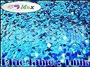 U-5-2 50g 高級 ラメ フレーク 外装 塗料 アッパーカウル ロケットカウル アンダーカウル タンク フェンダー サイドカバー テールカウル ホイール フレーム ヘルメット コルク半 ボンネット ドア トランク 車体 シャーシ バンパー 等に 青 1mm