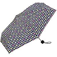 w.p.c 折りたたみ傘 キウ シリコン ハナドット 50cm K33-087