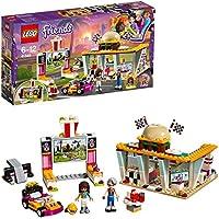 レゴ(LEGO)フレンズ ハートレイクグランプリ  ハンバーガーショップ