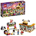 LEGO Friends Drifting Diner 41349 Race Car and Go-Kart Toy…