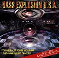 Bass Explosion Usa 2 by Various Artists (1995-05-02)