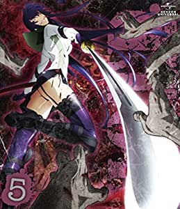 学園黙示録 HIGHSCHOOL OF THE DEAD 5 [Blu-ray]