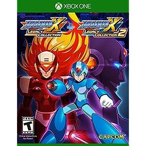 Mega Man X Legacy Collection 1+2 (輸入版:北米) - XboxOne
