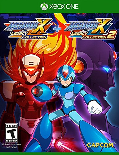Entertainment(World) Mega Man X Legacy Collection 1+2 (輸