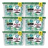 【ケース販売】 アリエール 洗濯洗剤 液体 リビングドライジェルボール 本体 437g (18個入り)×6個