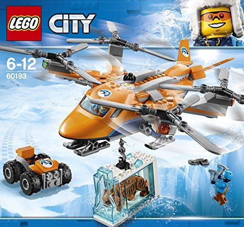レゴ(LEGO)シティ 北極探検 輸送ヘリコプター 60193