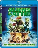 Aliens in the Attic [Blu-ray] [Import]