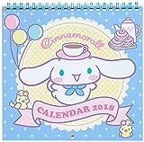 シナモロール ウォールカレンダーM 2018