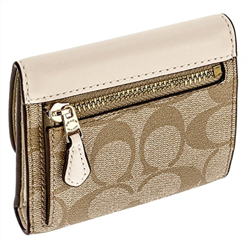 コーチ 財布 三つ折り財布 COACH F87589 u-co-f87589-imdqc-1 並行輸入品