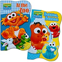 Sesame Street Board Books - Set of Two Books (Assorted Titles) by Sesame Street
