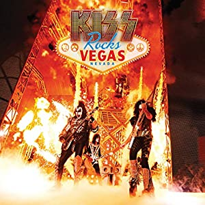 Kiss Rocks Vegas [Analog]