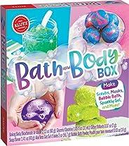 "Klutz Bath and Body Activity Kit Multicolor, 9"" Length x 1.75"" Width x"
