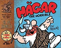 Hagar the Horrible: The Epic Chronicles: Dailies 1980-1981
