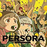 PERSORA -THE GOLDEN BEST 4-/