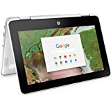 """2019 HP Chromebook x360 11.6"""" HD High Performance 2-in-1 Tablet Laptop Computer, Intel Celeron N3350 up to 2.4GHz, 4GB DDR4 R"""
