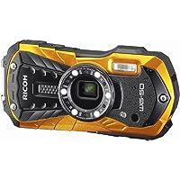 RICOH Waterproof Digital Camera RICOH WG - 50, orange