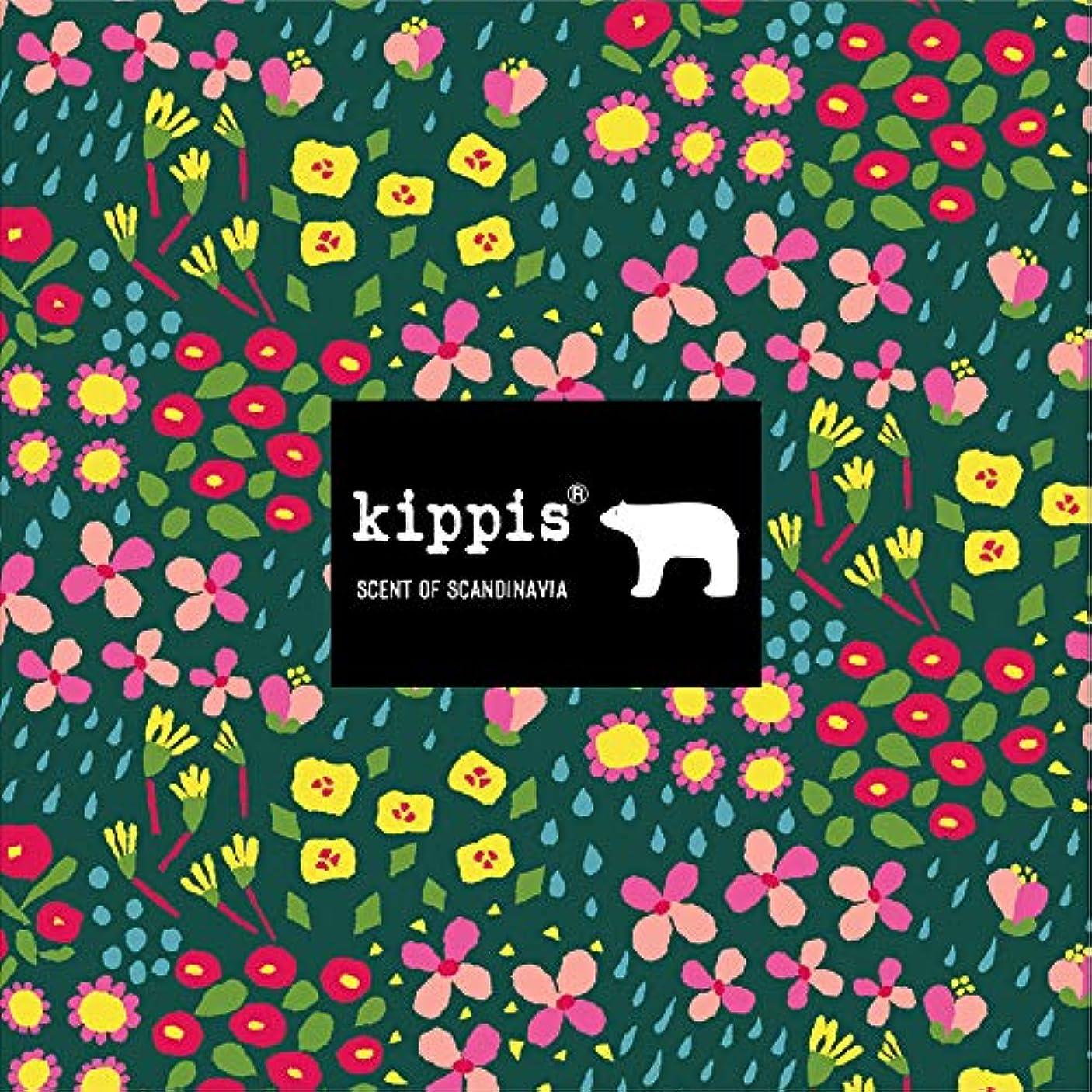 ジャンピングジャック蛾解説キッピス 髪と肌のトリートメントワックス(風香る森の花々の香り)40g