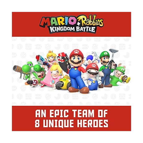 Mario + Rabbids Kingdom...の紹介画像4