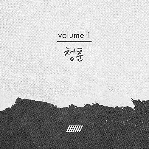 iKON 個人写真集 青春 ボリューム1 B.I ビーアイ ver ( 韓国盤 )(特典付)(韓メディアSHOP限定)