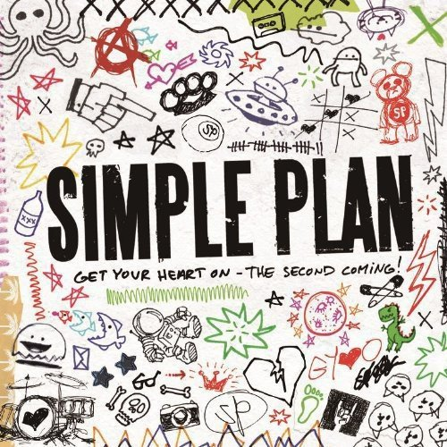 get your heart on the second coming simple plan 激ロック
