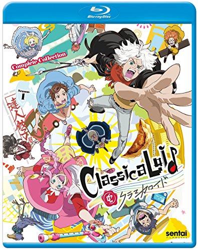 ClassicaLoid Blu-Ray(クラシカロイド 第1期 全25話)