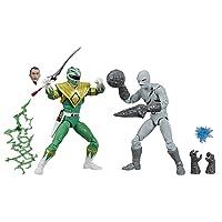 パワーレンジャー ライトニングコレクション 6インチ アクションフィギュア 2パック 『マイティ・モーフィン』 ファイティングスピリット・グリーンレンジャー & パティ