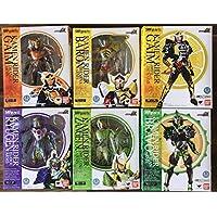 【新品未開封】S.Hフィギュアーツ仮面ライダー鎧武セット 鎧武 バロン 斬月 龍玄 グリドン ブラーボ等
