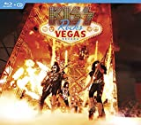 Kiss Rocks Vegas [Blu-ray] [Import]