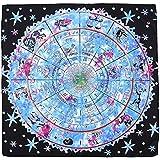 RELIGHT タロットクロス タペストリー ホロスコープ 星座 2way sp-137
