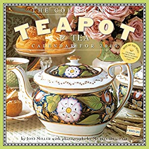 The Collectible Teapot & Tea 2019 Calendar