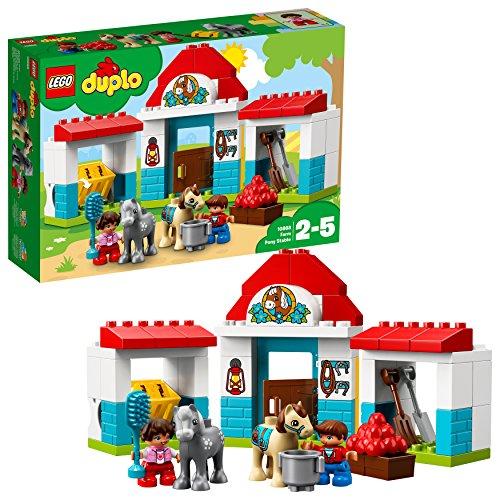 レゴ(LEGO) デュプロ ぼくじょうのこうまのおうち 10868