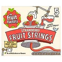 フルーツ工場イチゴ果実の文字列100グラム - The Fruit Factory Strawberry Fruit Strings 100g [並行輸入品]