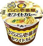 エースコック CoCo壱番屋監修 ホワイトカレーラーメン 110g×12個
