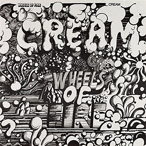 Wheels of Fire [12 inch Analog]