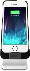【Patriot Memory】【FUEL iON】マグネット式 ワイヤレス 充電器 /iPhone5 5s ケース&スタンド(PCGCI5DS)【メーカー正規品・保証付】