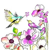 Daisy ポーランド製 ペーパーナプキン 鳥